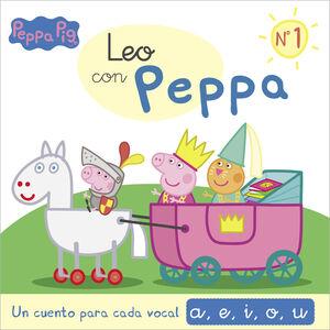 LEO CON PEPPA 1. UN CUENTO PARA CADA VOCAL