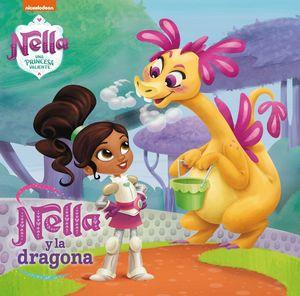 NELLA Y LA DRAGONA - NELLA, UNA PRINCESA VALIENTE