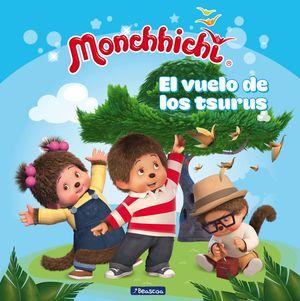 EL VUELO DE LOS TSURUS  - MONCHHICHI