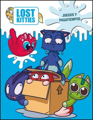 JUEGOS Y PASATIEMPOS. LOST KITTIES