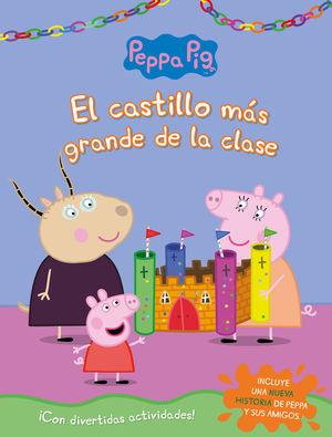 EL CASTILLO MÁS GRANDE DE LA CLASE