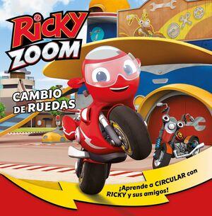 CAMBIO DE RUEDAS - RICKY ZOOM