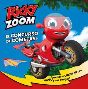 RICKY ZOOM: EL CONCURSO DE COMETAS