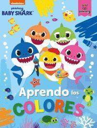 APRENDO LOS COLORES. PINKFONG BABY SHARK