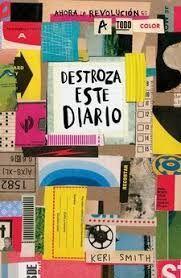 DESTROZA ESTE DIARIO + ESTUCHE