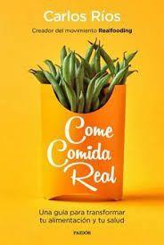 COME COMIDA REAL + BOLSA TÉRMICA