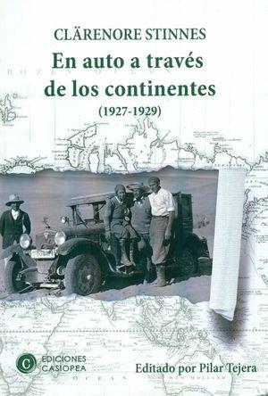 EN AUTO A TRAVÉS DE LOS CONTINENTES (1927-1929)