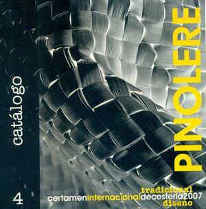 CATALOGO N. 4. CERTIFICADO INTERNACIONAL DE CESTERIA 2007