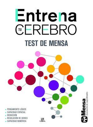 ENTRENA CEREBRO. TEST DE MENSA