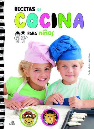 RECETAS DE COCINA PARA NIÑOS