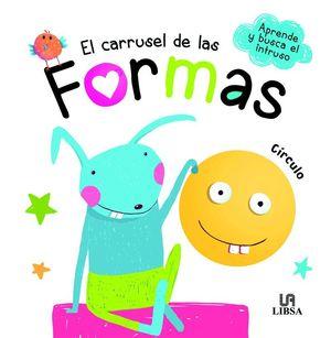 EL CARRUSEL DE LAS FORMAS