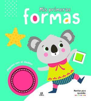 MIS PRIMERAS FORMAS - MANITAS PARA APRENDER