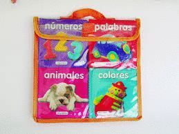 COLECCIÓN CHIQUITINES. PACK: PALABRAS, COLORES, NÚMEROS Y ANIMALES