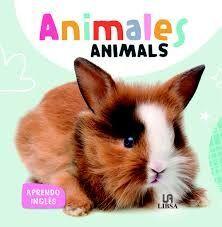 ANIMALES. ANIMALS. APRENDO INGLÉS