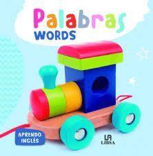 PALABRAS. WORDS. APRENDO INGLÉS