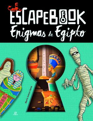 ENIGMAS DE EGIPTO. ESCAPEBOOK
