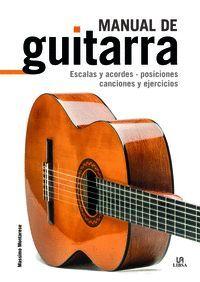 MANUAL DE GUITARRA