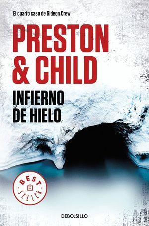 INFIERNO DE HIELO. GIDEON CREW 4