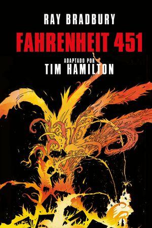 FAHRENHEIT 451. NOVELA GRÁFICA