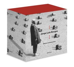 JORGE LUIS BORGES 1899 - 2019 (8 VOL.)