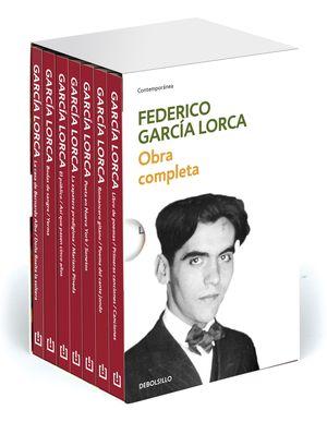 OBRA COMPLETA (EDICIÓN ESTUCHE 7 VOLS.)
