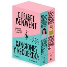 ESTUCHE. CANCIONES Y RECUERDOS (2 VOL.)