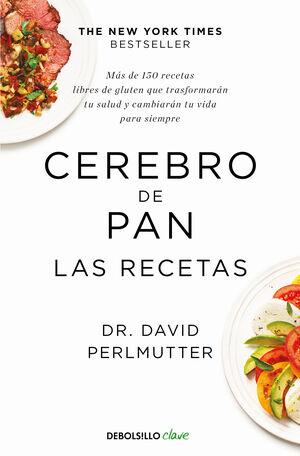 CEREBRO DE PAN. LAS RECETAS