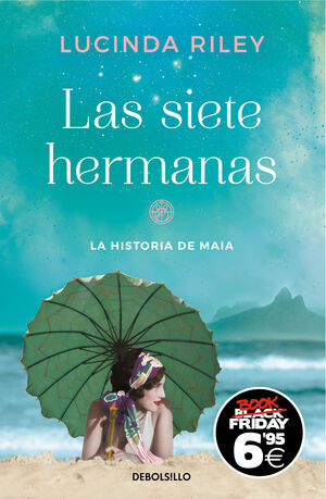 LAS SIETE HERMANAS. LA HISTORIA DE MAIA