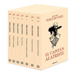 PACK - EL CAPITÁN ALATRISTE (7 VOL.)