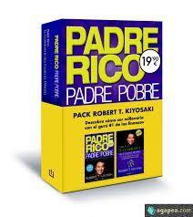 PACK - PADRE RICO, PADRE POBRE / EL CUADRANTE DEL FLUJO DE DINERO