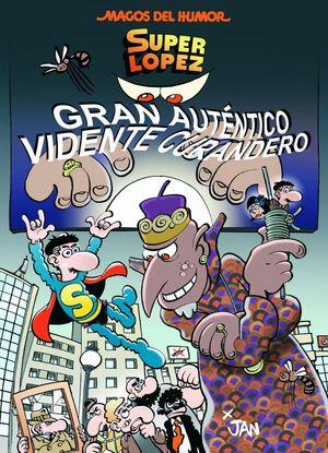 SUPER LOPEZ N.177 GRAN AUTENTICO VIDENTE CURANDERO