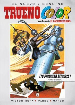 TRUENO COLOR N.16. AVENTURAS DEL CAPITÁN TRUENO. LA PRINCESA BELICOSA Y OTRAS AVENTURAS