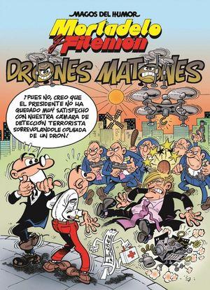 MOTADELO Y FILEMON N.185 DRONES MATONES