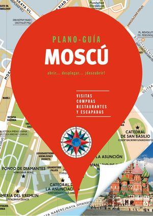 MOSCÚ - PLANO-GUÍA