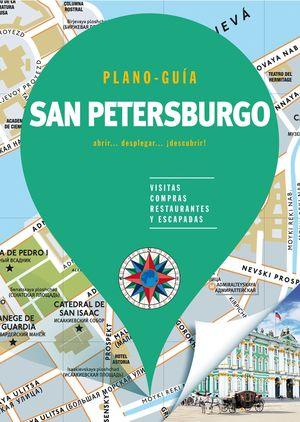 SAN PETERSBURGO - PLANO-GUÍA
