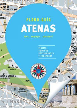 ATENAS - PLANO-GUÍA