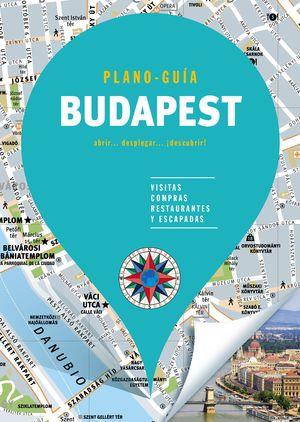 BUDAPEST - PLANO-GUÍA
