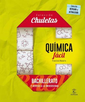 QUÍMICA FÁCIL BACHILLERATO Y ACCESO A LA UNIVERSIDAD