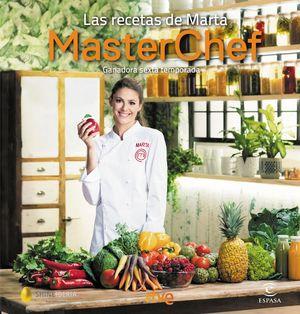 LAS RECETAS DE MARTA - MASTERCHEF 6