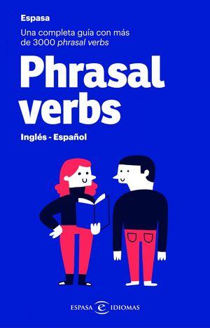 PHRASAL VERBS. INGLÉS-ESPAÑOL