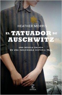 PACK EL TATUADOR DE AUSCHWITZ