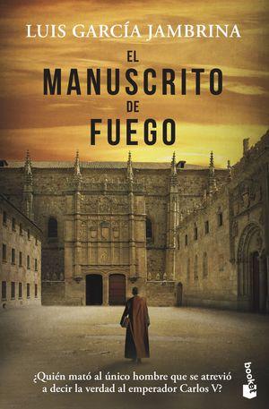 EL MANUSCRITO DE FUEGO