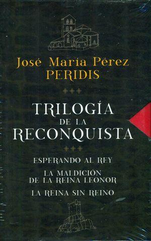 TRILOGÍA DE LA RECONQUISTA (3 VOL.)