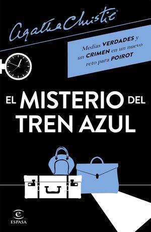 EL MISTERIO DEL TREN AZUL