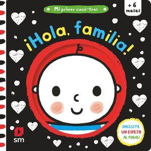 HOLA, FAMILIA!. MI PRIMER CUCÚ-TRAS