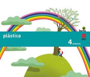 PLÁSTICA. 4 PRIMARIA. SAVIA