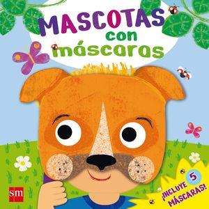 MASCOTAS CON MASCARAS