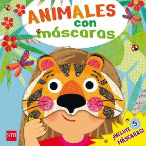 ANIMALES CON MÁSCARAS