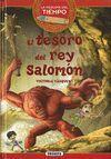 EL TESORO DEL REY SALOMÓN - LA MÁQUIMA DEL TIEMPO