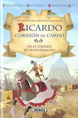 EN EL TORNEO DE MONTEBABOSO - RICARDO CORAZÓN DE CARDO